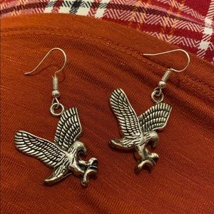 Jewelry - Eagle earrings